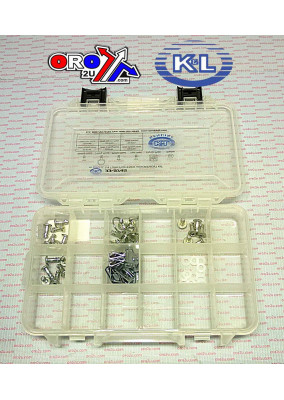 1/4 TURN FASTENERS KIT QUICK RELEASE, 33-9745 TOOLS ROAD